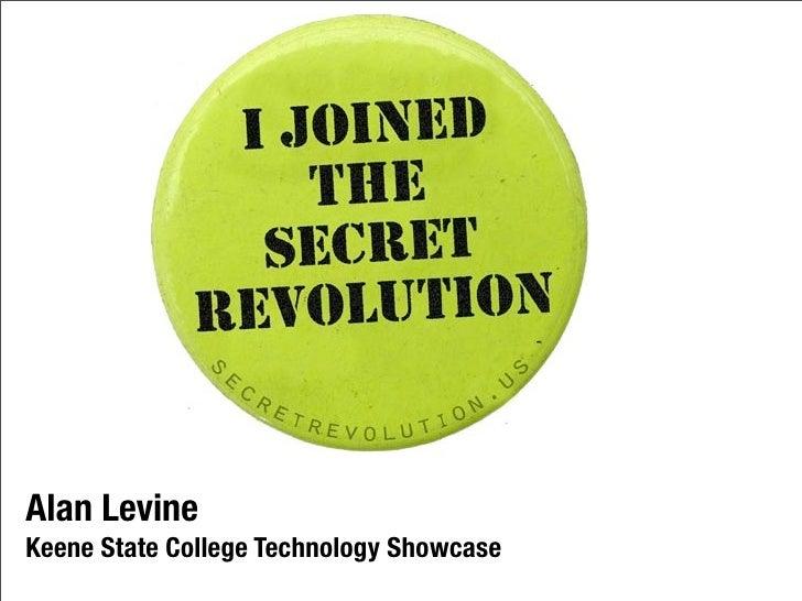 The Secret Revolution (Keene State College)