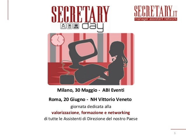 Secretary day 2013