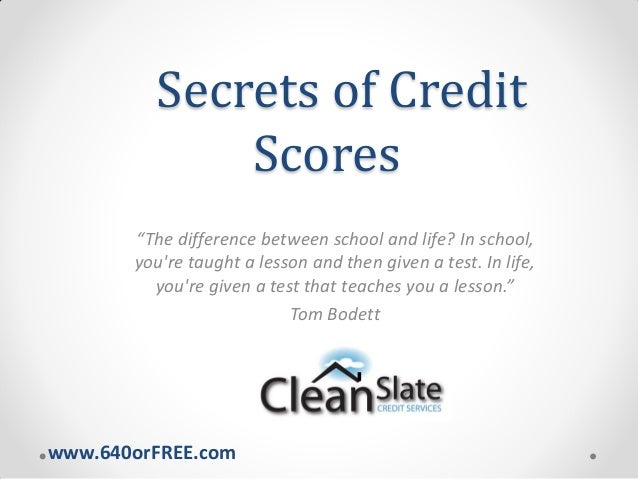 Secrets of-credit-scores-retail