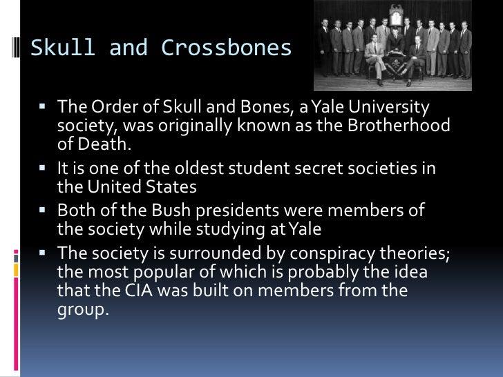 Skull Crossbones Society Skull And Crossbones The