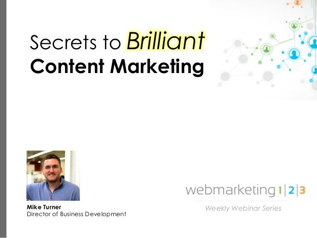 Secrets to Brilliant Content Marketing-Webinar-2-26