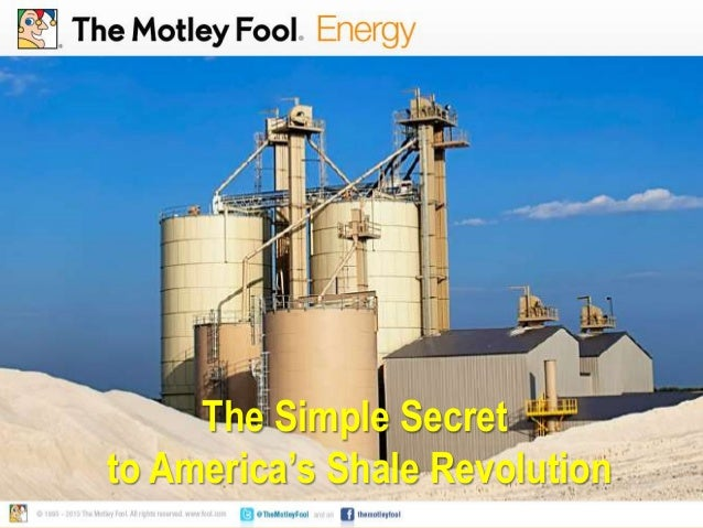 Investing in the Secret to Shale Drilling