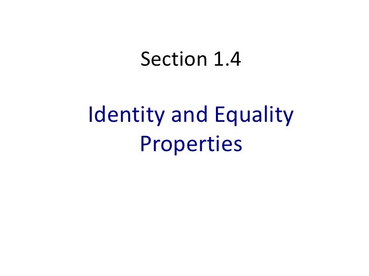 Identity And Equality Properties Worksheet – Identity Property of Addition Worksheet