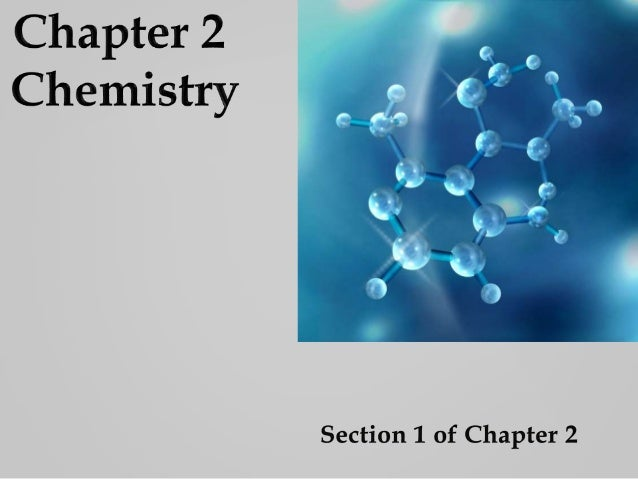 Section 1, chapter 2
