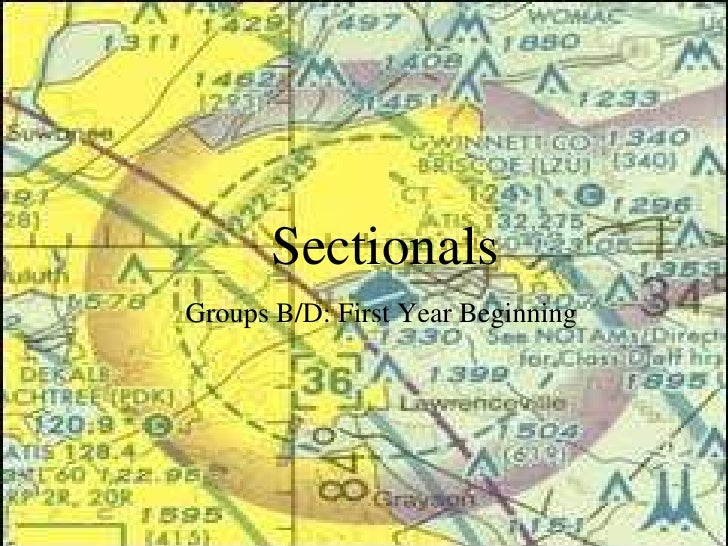 Sectionals<br />Groups B/D: First Year Beginning<br />