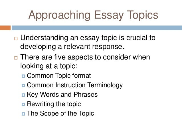 Task 3 and 4 Essay - 1029 Words - Free Essay Examples