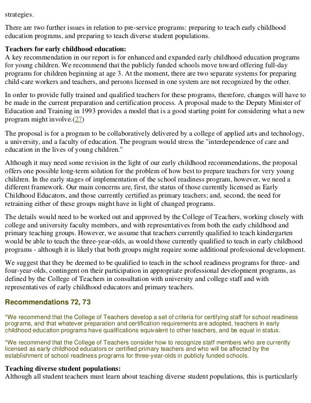 Professional judgments of teachers: a report on an interview with two experienced educators