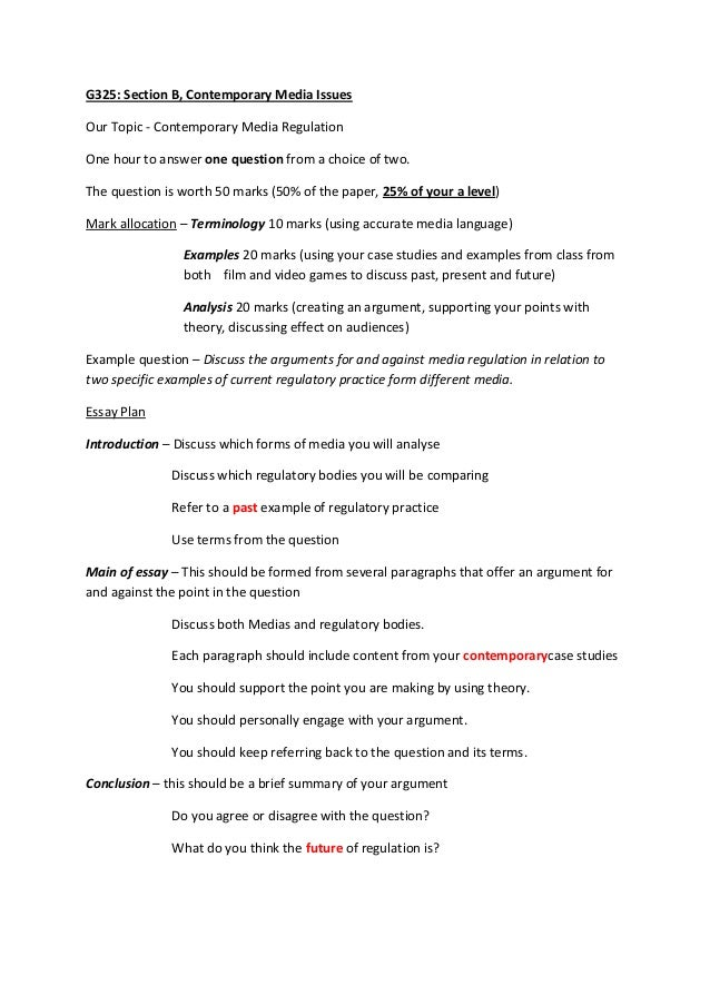 problem of evil essay plan