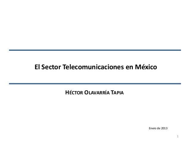 Sector comunicaciones-mex-feb-2013