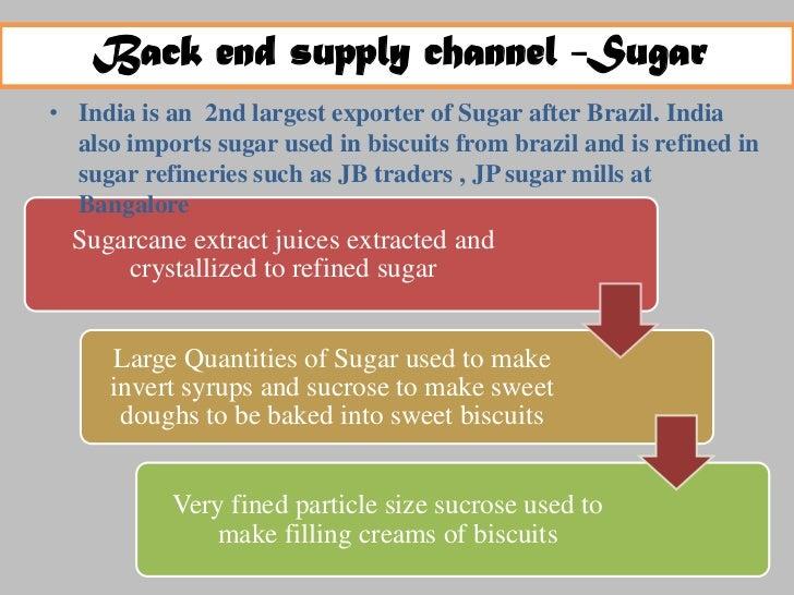 Britannias Distribution Supply Chain Management on 3sk