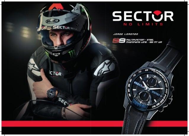 Catalogue montre sector 2014 - Sector dive master istruzioni ...