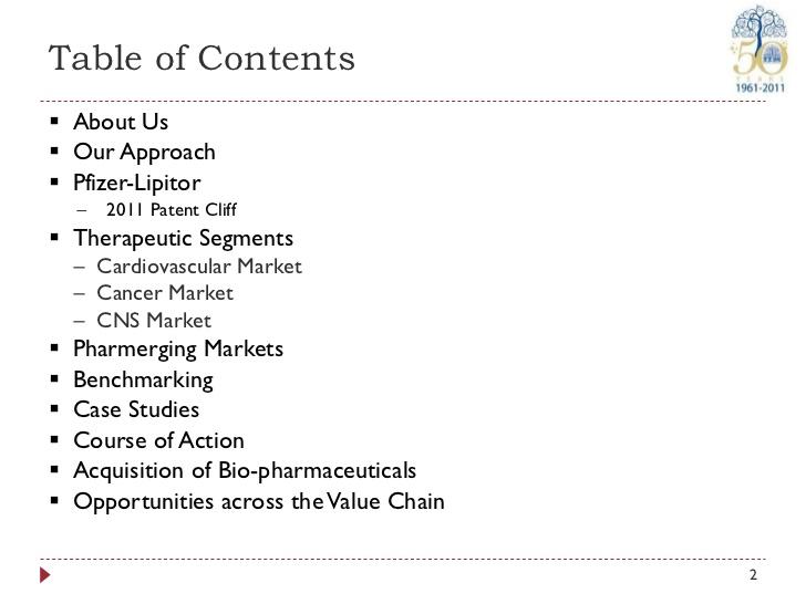 Pfizer re-entring to the OTC healthcare market | Marketline