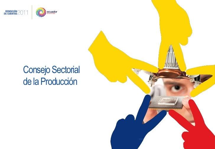 Sector produccion