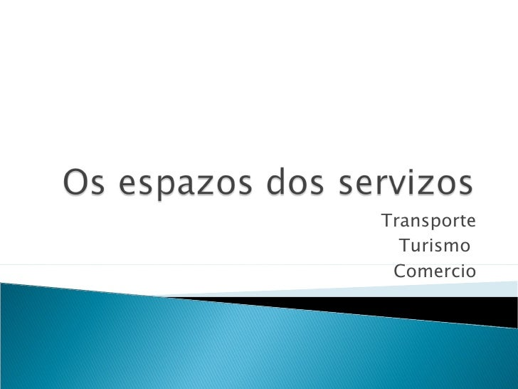 Sector Servizos