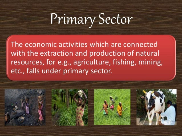 advantages of primary sector in indian economy Sectors of economy: primary, secondary, tertiary, quaternary and quinary workers in primary sector reply economics notes - indian economy indian.