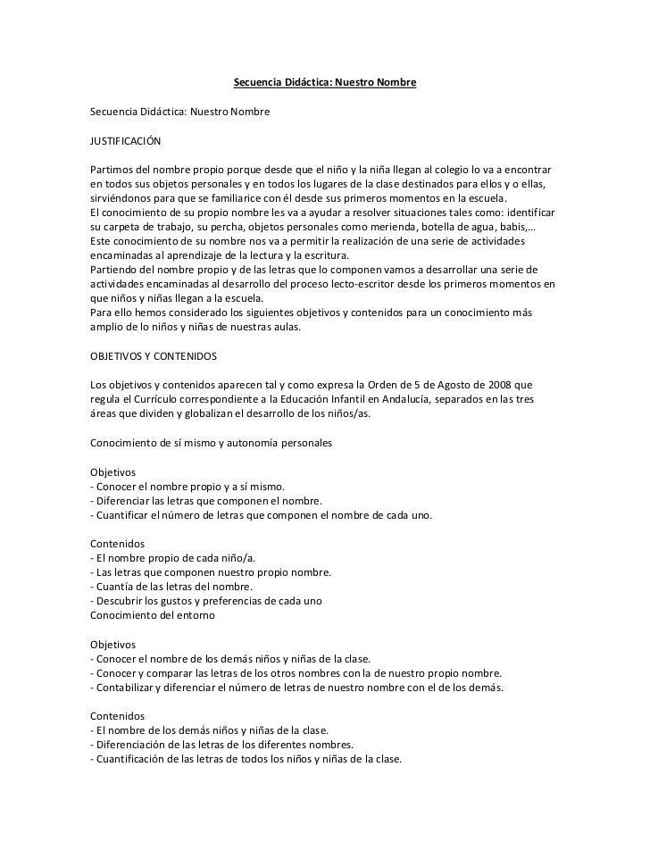 Situacion Didactica De Las Vocales Para Preescolar