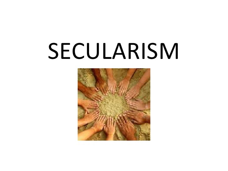 secularization thesis sociology