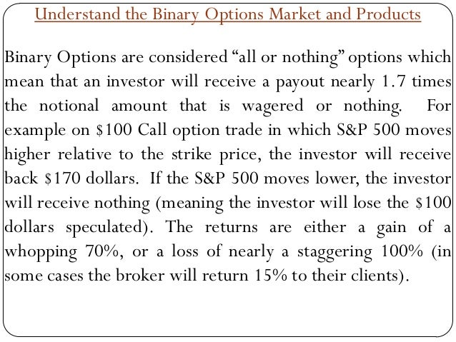 Best Binary Option Brokers IQ Option vs Optimakerts Review PDF