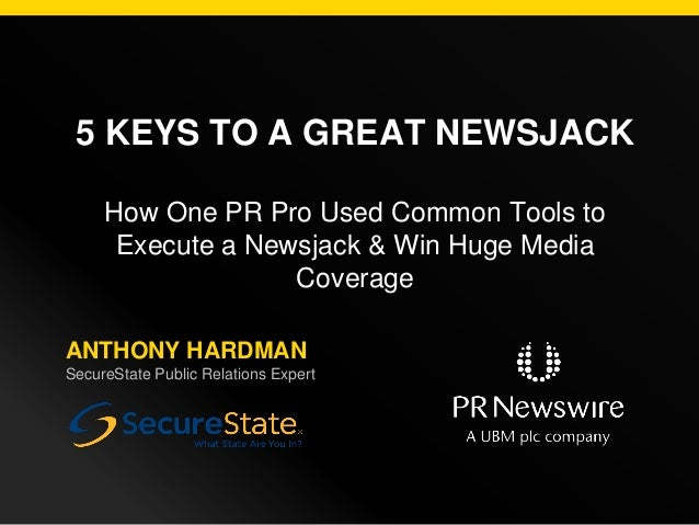 5 Tips for Executing a Great Newsjack