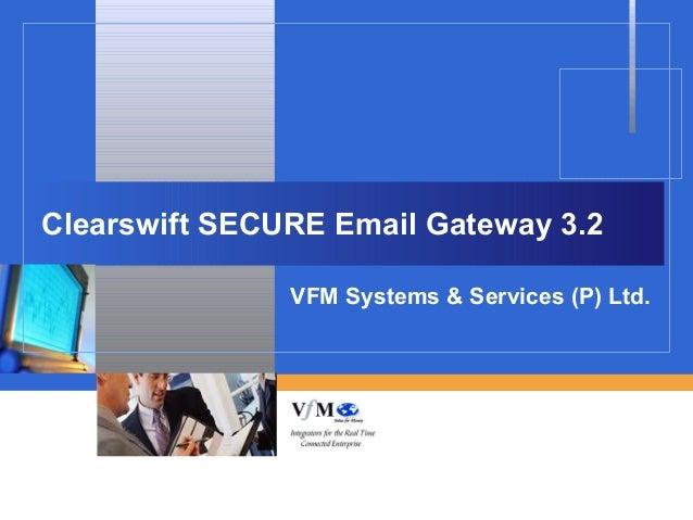 Secure webl gate way