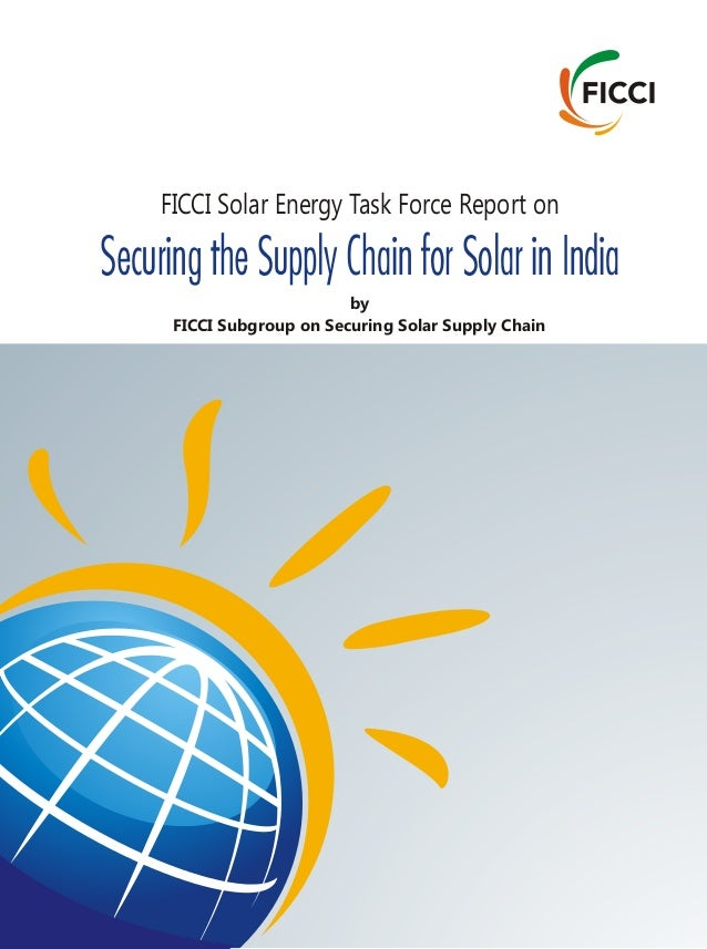 Securing the Supply Chain for Solar in India