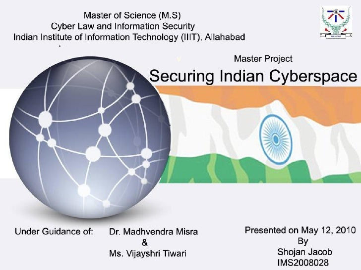 Securing Indian Cyberspace Shojan