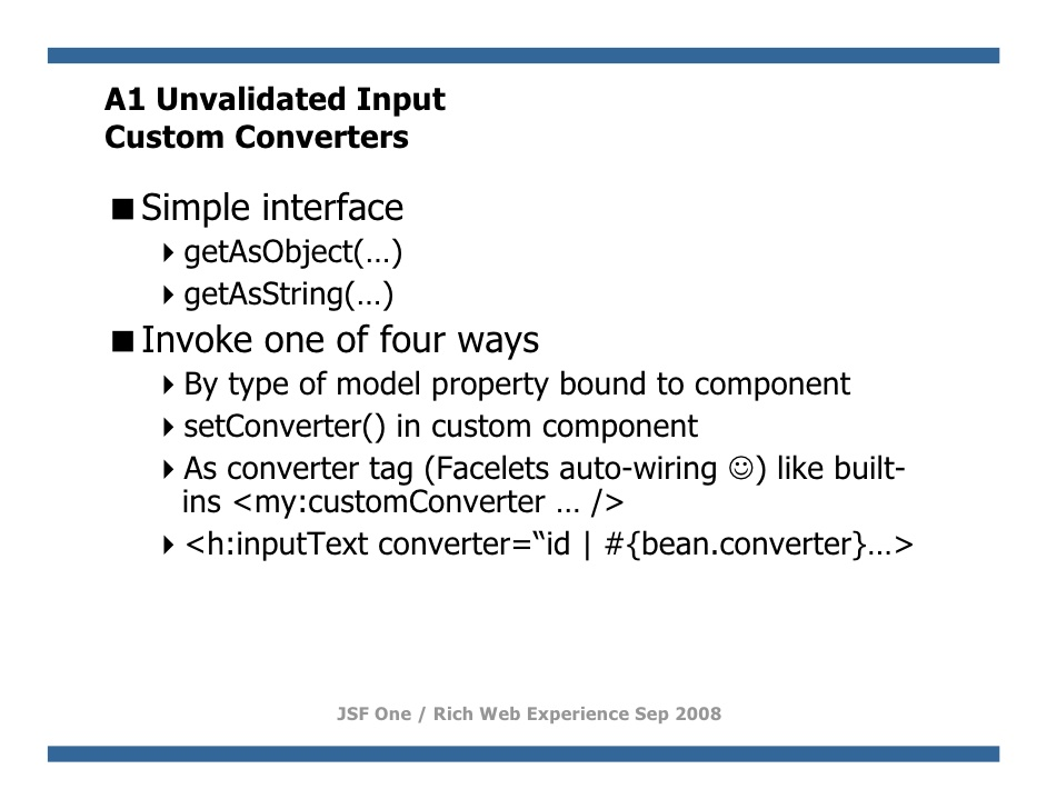 Designing JSP Custom Tag Libraries - O Reilly Media