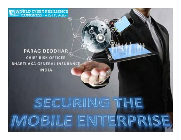 Securing the mobile enterprise - Sydney 24 Mar 2014