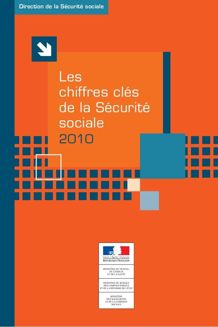 Securite sociale chiffres cles 2010 edition 2011