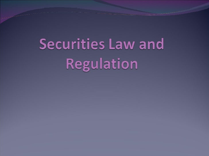 Market Regulation by Companies Act,1956