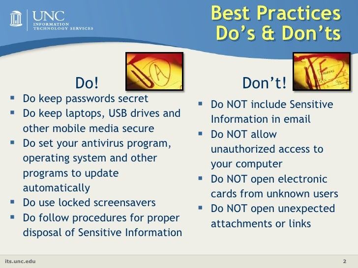 How to Keep Your Sensitive Information Safe on the Computer