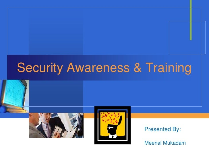 Security Awareness Security Awareness Training