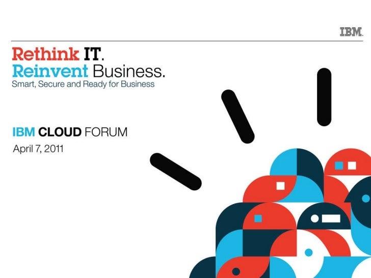 Security cloud forum_2011