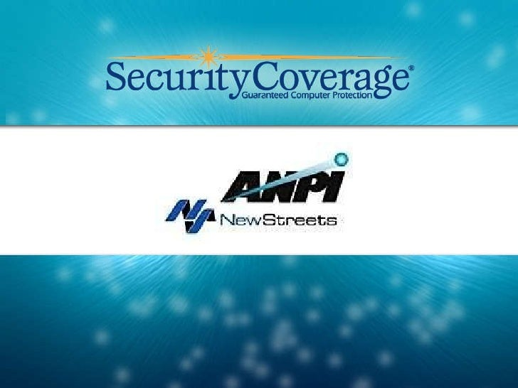 Security Coverage Product Overview