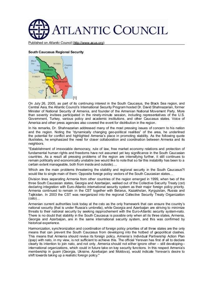 Security in south caucasus.docx