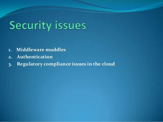 database security issues Consider database security issues in context of general security principles and ideas storage and database system communication with other applications main message database system security is more than securing the database to achieve a secure database system, we need a: secure database.