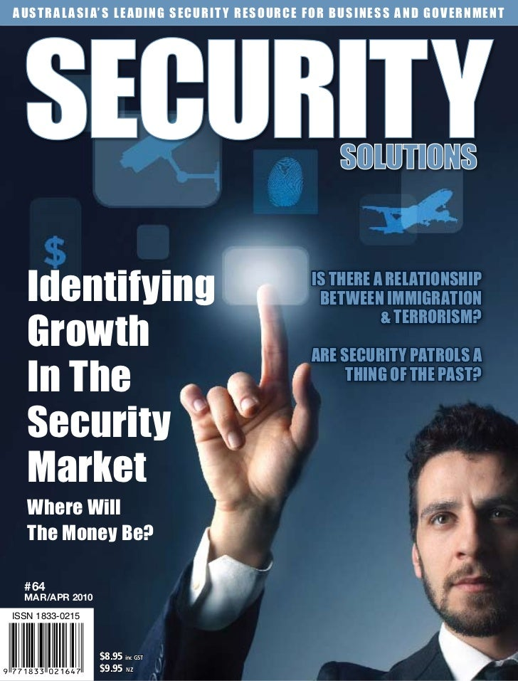 Security solutions mag videofied 2010