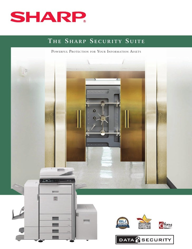 Security suite brochure
