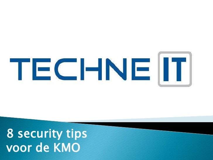 Securitytips