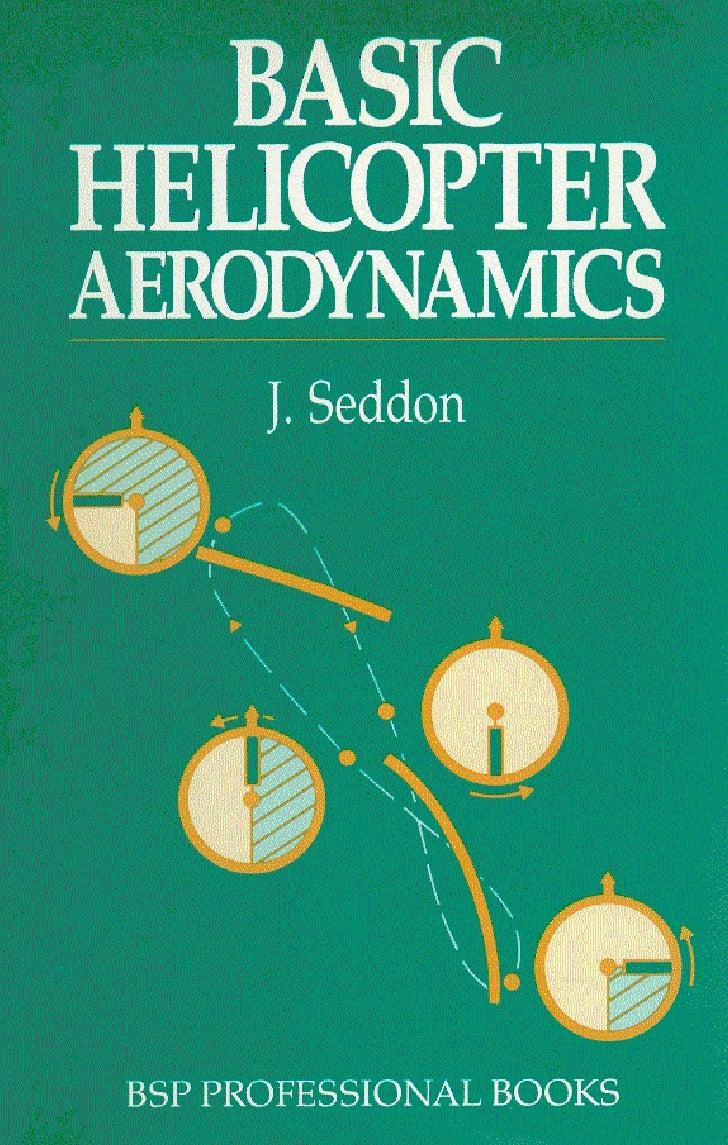 Seddon j.   basic helicopter aerodynamics [bsp prof. books 1990]