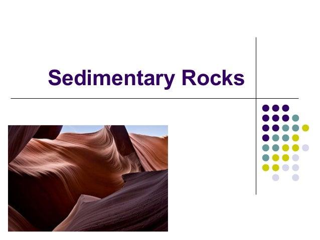 Sedimentary rock notes09