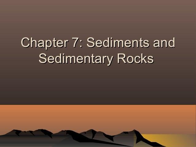 Sedimentary Rocks/EPCC/LM5 B