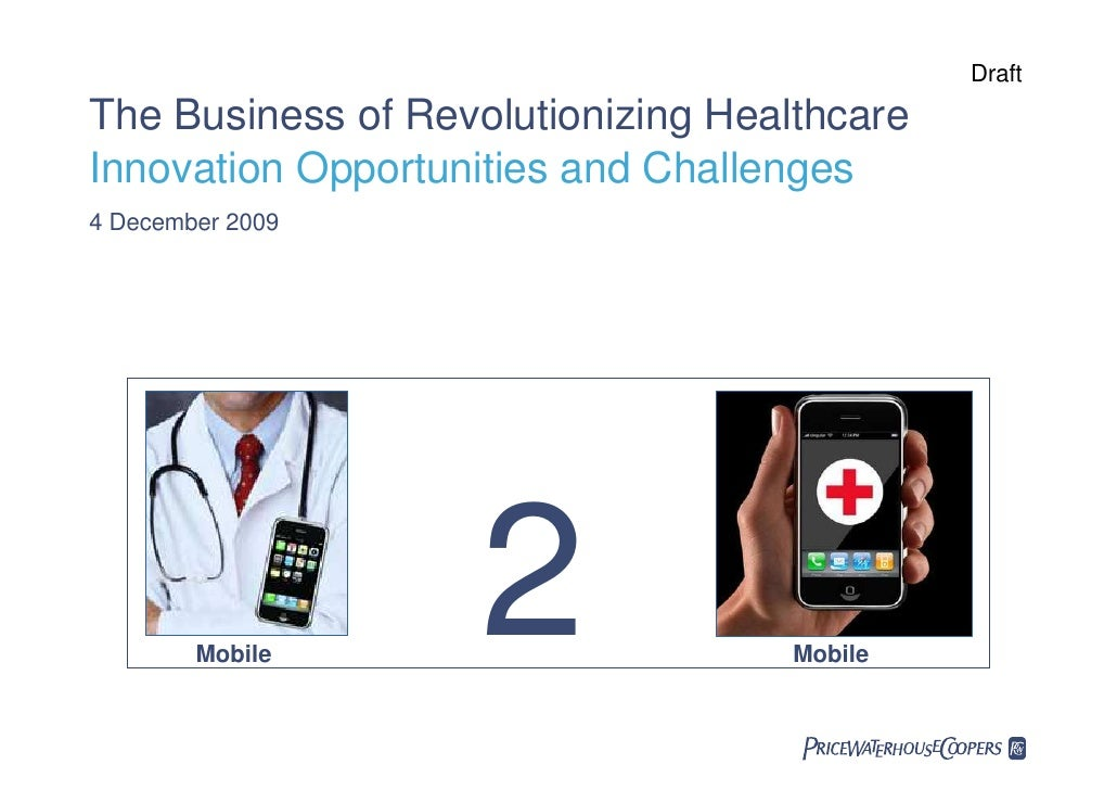 Business Model Innovation in Healthcare by Chris Wasden