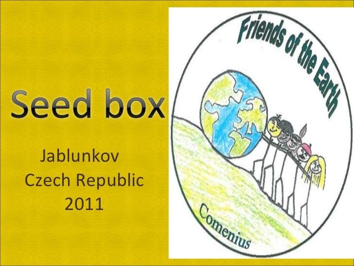 Seed box rch