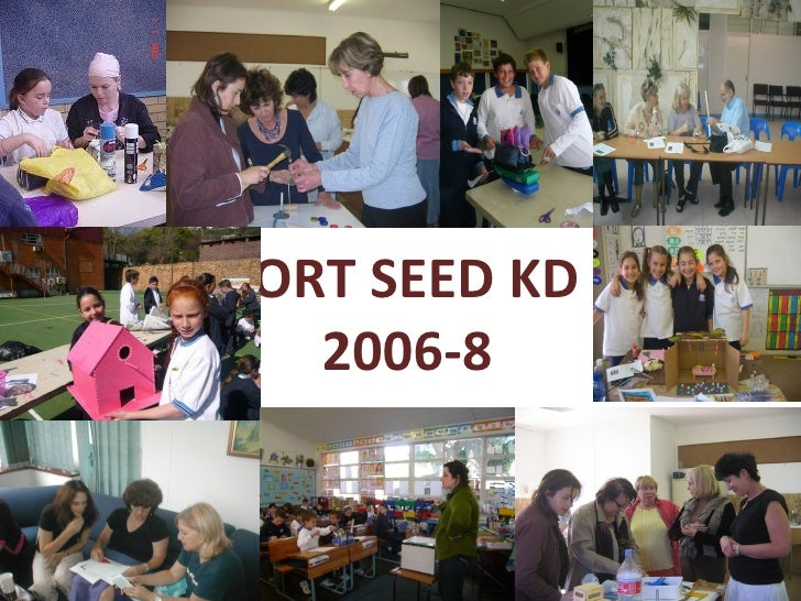 ORT SEED KD   2006-8
