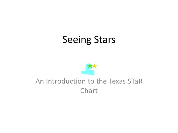 Seeing Stars<br />An Introduction to the Texas STaR Chart<br />