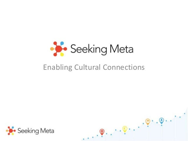 Enabling Cultural Connections