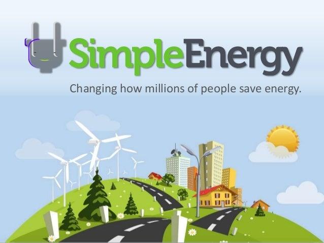 Justin Segall (Simple Energy) - Conférence TechnoArk 2013
