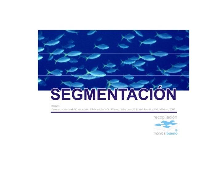 SEGMENTACIONGEOGRAFICA                    DIVISIONDEMERCADOENREGIONESOENPAISES,COMO                    CARACTERI...