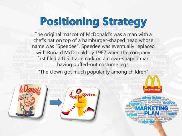 targeting and positioning model of mcdonalds 2 essay Term paper warehouse has free essays, term papers, and book reports for students on almost every research topic.